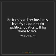 Image - Politics is Dirty