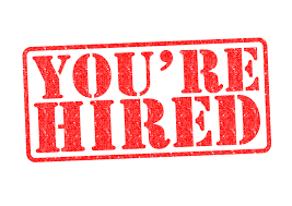 Your'e Hired
