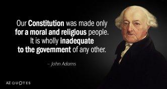 President Adams