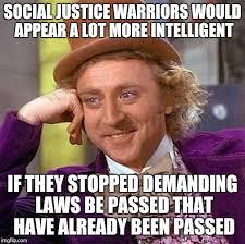Social Just Warriors 5