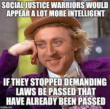 Social Just Warriors 5