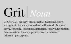 Grit - Defined