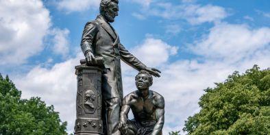 Pres. Lincoln Statue
