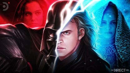 Darth and Anakin
