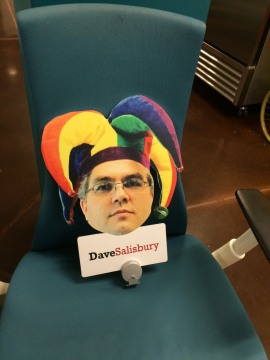 Dave's Hat