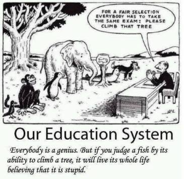Editorial - Educational Truth