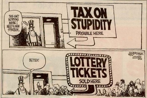 Stupidity-Tax