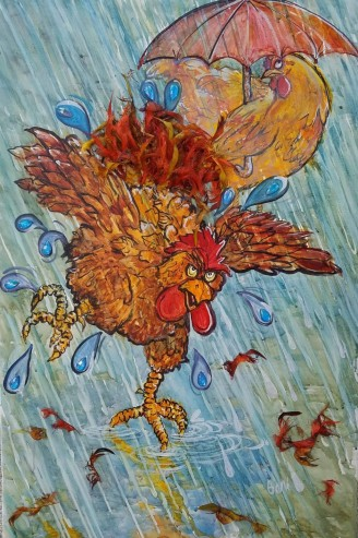 Angry Wet Chicken 2